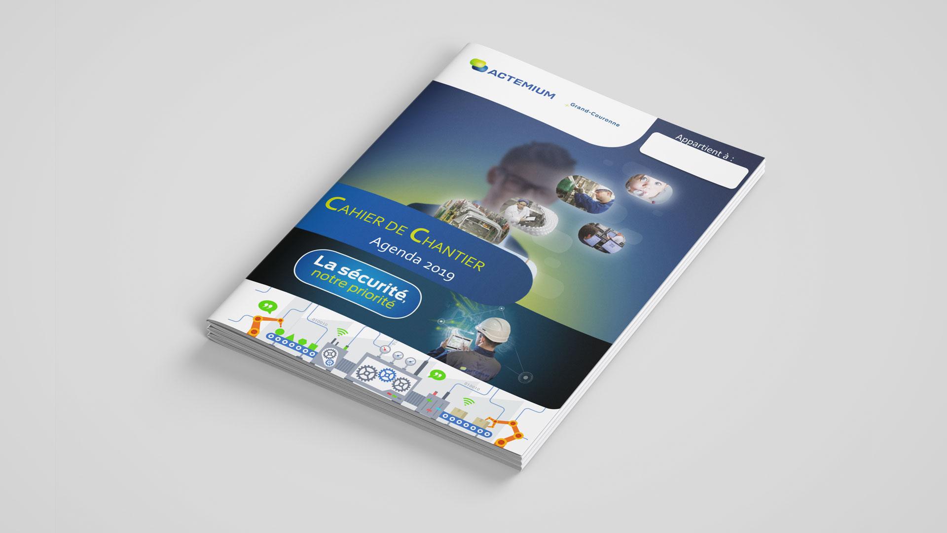 Brochures de formation
